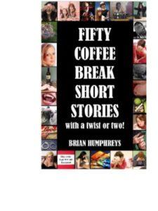 Brian Humphreys covers  short stories
