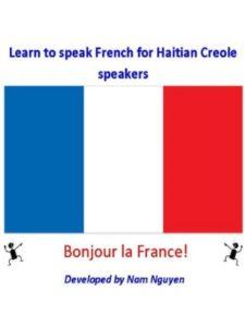 amazon creole  speak frenches