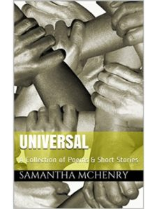 Samantha  McHenry crime  short stories