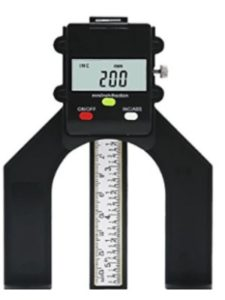 D DOLITY definition  height gauges