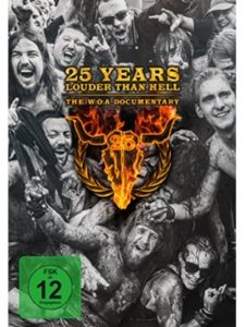 SILVER LINING MUSIC documentary  heavy metals