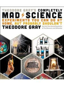 Theodore Gray dog  science experiments