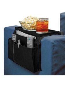 JIAHGUK drink caddy  remote controls