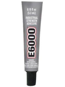 E6000 craft glue