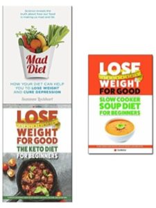 Coronet/Bell & Mackenzie Publishing eating soup  lose weights
