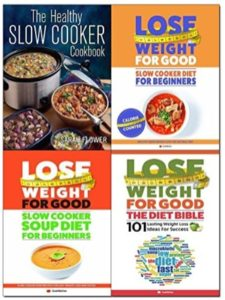 Robinson/Bell & Mackenzie Publishing eating soup  lose weights