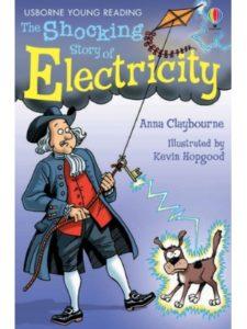 Anna Claybourne    electricity books