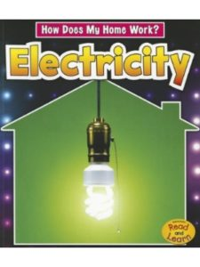 Chris Oxlade    electricity books