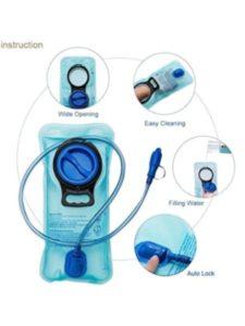 Gaddrt insulated water bottle