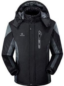 Challen Men's Coat number 8
