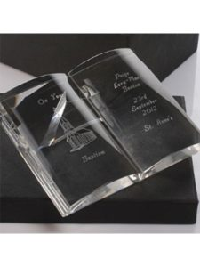 The Gift Experience engraved  childrens bibles