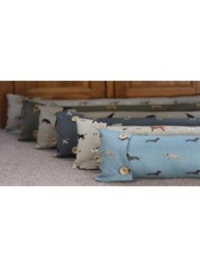 Harris and Home excluder sausage dog  draughts