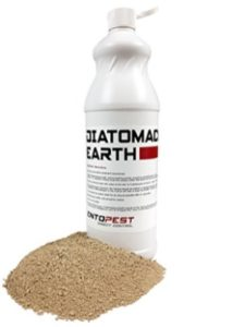 Seaheaven Ltd flea diatomaceous earth  treatments