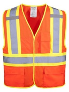 HMC fr  high visibility vests