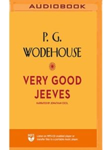 P.G. Wodehouse funny  short stories