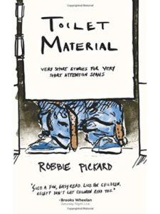 Robbie Pickard funny  short stories