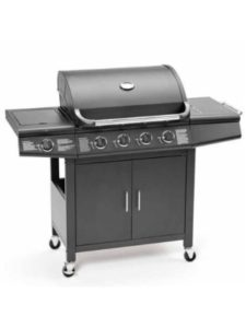 CosmoGrill gas grill  drip trays