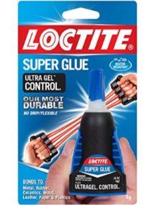 Loctite    gel based super glues