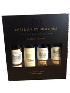 gift set  bordeaux wines