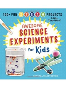 Crystal Ward Chatterton grade 3  science experiments