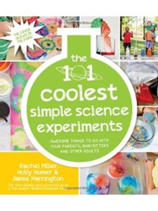 Holly Homer grade 3  science experiments
