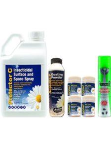 AGROPHARM PEST CONTROL green earth  bed bug powders