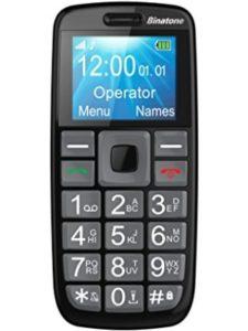 Binatone Telecom PLC   gsm phones without tracker