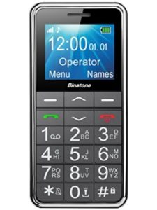 Binatone   gsm phones without tracker