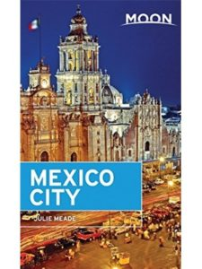 Moon Travel guide book  mexico cities