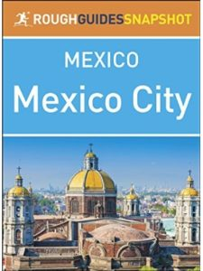 Rough Guides guide book  mexico cities