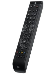 One For All hack  tv remote controls