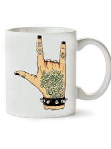CP hand gesture  heavy metals