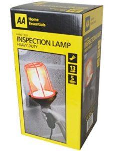 Status International    hand held inspection lamps