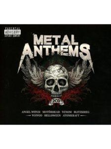 Metro Select    heavy metal cds