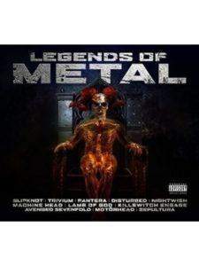 Rhino    heavy metal cds