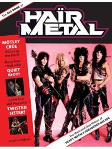 Voyageur Press    heavy metal histories