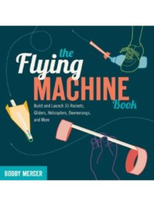 Bobby Mercer helicopter  science experiments