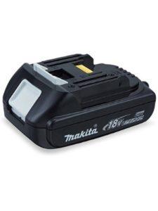 Makita history  lithium ion batteries