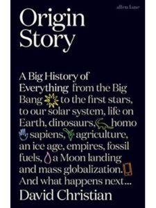 David Christian history  short stories