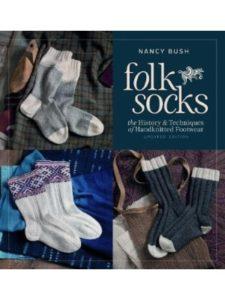Interweave history  socks