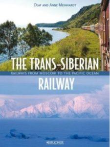 C J Bucher Verlag history  trans siberian railways