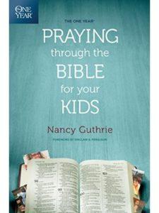 Nancy Guthrie hope  bible stories