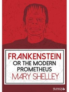 Mary Shelley image  science experiments