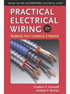 Herbert P Richter industrial  electricity books