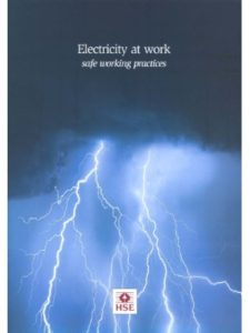 The Health and Safety Executive industrial  electricity books
