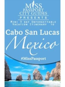 CreateSpace Independent Publishing Platform itinerary  mexico cities
