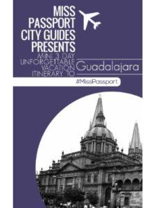 Mini Trips Publishing, LLC itinerary  mexico cities