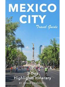 Unanchor.com itinerary  mexico cities