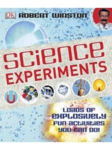 Robert Winston ks2  science experiments