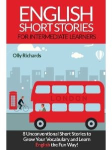 Olly Richards learn english  short stories
